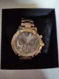 Título do anúncio: Relógio masculino pulseira de metal
