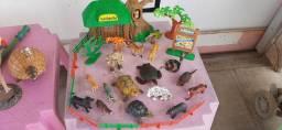 Brinquedos zoológico