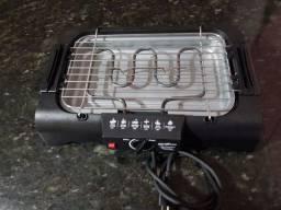 Churrasqueira Elétrica Britânica Gourmet- 127V