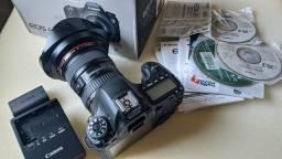 Cânon 6D Completa com lente 17/40 full frame