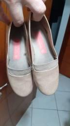Título do anúncio: Lote calçados infantil feminino excelente estado