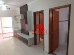 Título do anúncio: Apartamento com 2 dormitórios à venda, 61 m² por R$ 320.000,00 - Jardim Botânico - Ribeirã