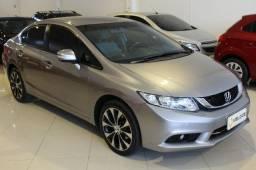 Honda Civic lxr 2.0 2015 único dono, revisões feitas na honda, carro impecável - 2015