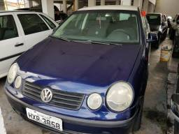 VOLKSWAGEN POLO 2003/2003 1.6 MI 8V GASOLINA 4P MANUAL - 2003
