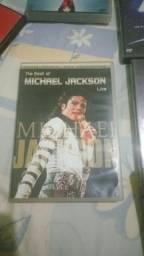 DVD do Michael Jackson originais