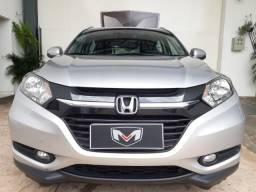 Honda Hr-v 1.8 16V EXL 2016/2016 Prata - 2016