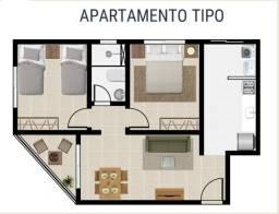 Apartamento 2 quartos à venda, 2 quartos, 1 vaga, havaí - belo horizonte/mg