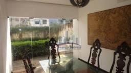 Sobrado à venda, 355 m² por r$ 3.400.000,00 - boqueirão - santos/sp