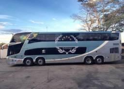 Ônibus Marcopolo Pradiso DD Scania K 400 8x2 - Leito 55 lugares
