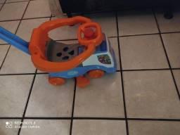 Totoka carrinho bebê