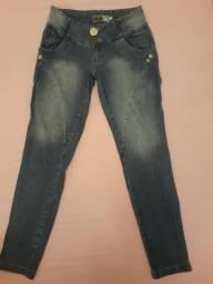 Calça Jeans Semi Nova tamanho 42