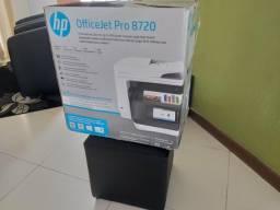 Mini Gráfica Multifuncional HP 8720 Estado nova com Nota Fiscal. Aceito Troca. Ler ANÚNCIO