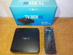 Tvbox Profissional Inova DIG-7021 3Giga RAM 16Giga ROM Pronta Entrega