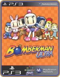Título do anúncio: Ps3 Bomberman ultra