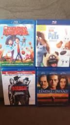 Varios blu-ray filmes