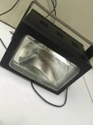 Strobo iluminação para DJ