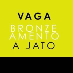 Oportunidade: Vaga para Bronzeamento a Vaporização