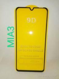 Película de vidro 5D 9D Full cover para Celular Xiaomi