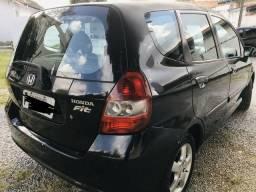 Vendo Honda Fit LXL 1.4 automático - 2005