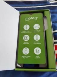 Moto G8 Play 32GB - Lacrado - Nota e Garantia