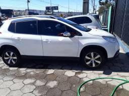 Peugeot 2008 ano 2018 thp - 2018