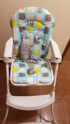 Cadeira de Alimentação Burigotto Bon Appetit XL Azul