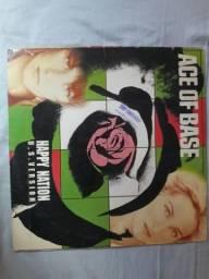 Lp disco de vinyl (Ace Of Base)