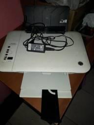 Impressora HP 2546 3x1 imprime, cópia e scaneia