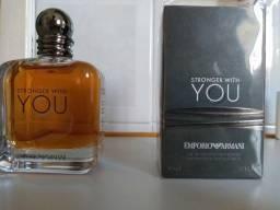 Perfume giorgio armani - YOU(stronger with you) 50ml
