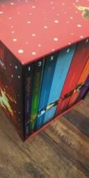 BOX Livros Harry Potter - Edição Luxo
