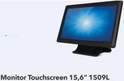 "Monitor Touchscreen LED Widescreen 15,6"" Elo"
