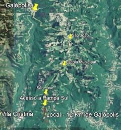 Linda Propriedade Rural - Vila Cristina / Rampa Sul - Barbada