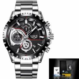 0bbde961bad Relógio importado masculino original Lige exclusivo