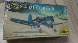 Avião para montar do caça Vought F4U-1D Corsair