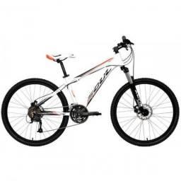 Bicicleta Soul - Quadro em Alumínio - Com Freio a Disco - 27V - Aro 26