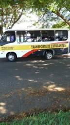 Vendo micro ônibus - 2002