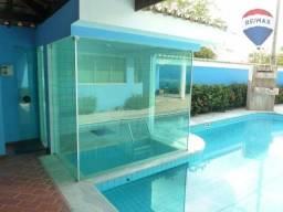 Remax itacon vende luxuosa casa grande de esquina na praia mas famosa de porto seguro-ba