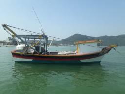 Barco pronto pro trabalho