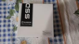 SSD Sata III 360GB Sunbow com Buffer Interno 512MB c/ Adaptador no DRAMless