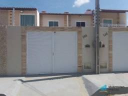 Casa para alugar, 76 m² por R$ 989,00/mês - Eusébio - Eusébio/CE