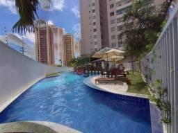Apartamento com 3 dormitórios à venda, 84 m², semi mobiliado por R$ 370.000 - Nova Parnami