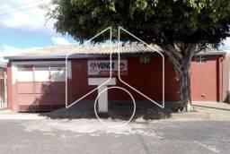 Casa à venda com 3 dormitórios em Nucleo habitacional nova marilia, Marilia cod:V5452