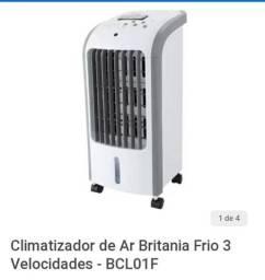 Ar Condicionado Climatizador Portátil