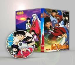 InuYasha Série de 2000 e 2010 + 4 Filmes