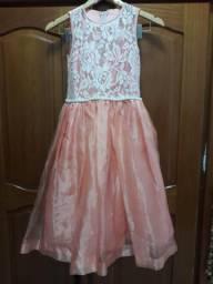 Vestido de festa infantil 70,00