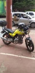 Vendo moto yes 125 ou troco - 2002