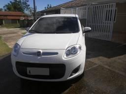 Palio Attractive Branco 1.0 8v 2015 - * Preço de Ocasião - 2015