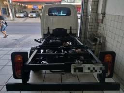 Hyundai HR 2017 no baú ou carroceria ou chassis - 2017