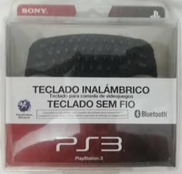 Keypad sem fio Sony para playstation 3