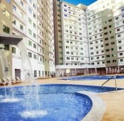 Alugo apartamento no Condominio Rivira Park hotel